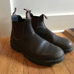 Men's Blundstone #500 stout brown